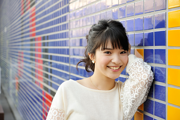 Q10なカノジョ 第16回 仮谷せいら | ニュース | Lmaga.jp