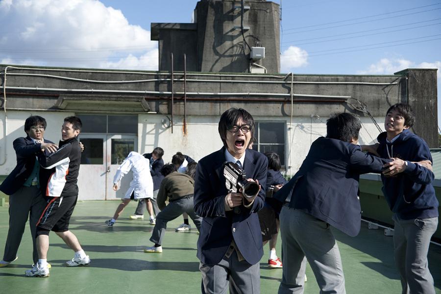 『桐島、部活やめるってよ』 © 2012「桐島」映画部 © 朝井リョウ / 集英社