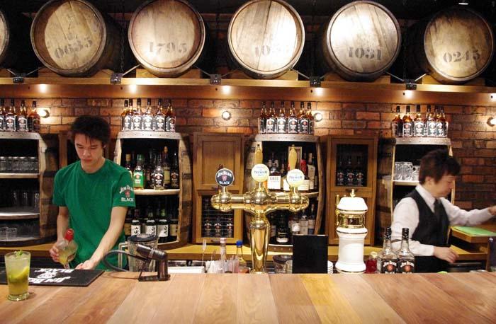 大阪・堂島にオープンする「ジムビーム」のフラッグシップ店
