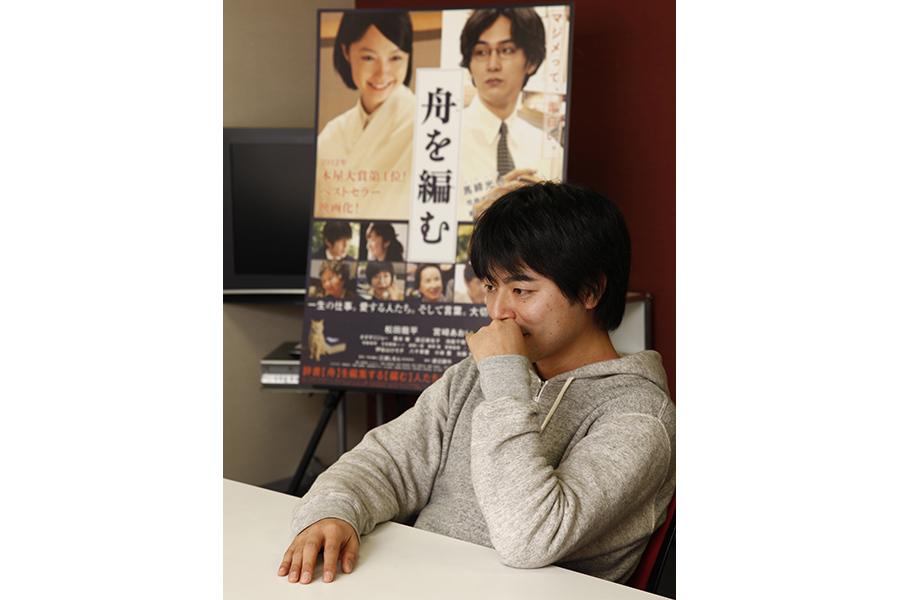 「挑戦してみるというのが今回大切でした」と石井裕也監督