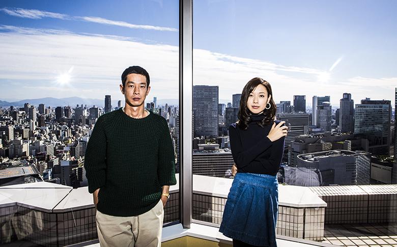 戸田恵梨香&加瀬亮が語るSPECの魅力