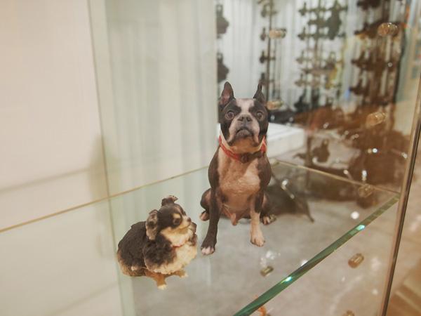 ペットの犬もこんなにリアル!