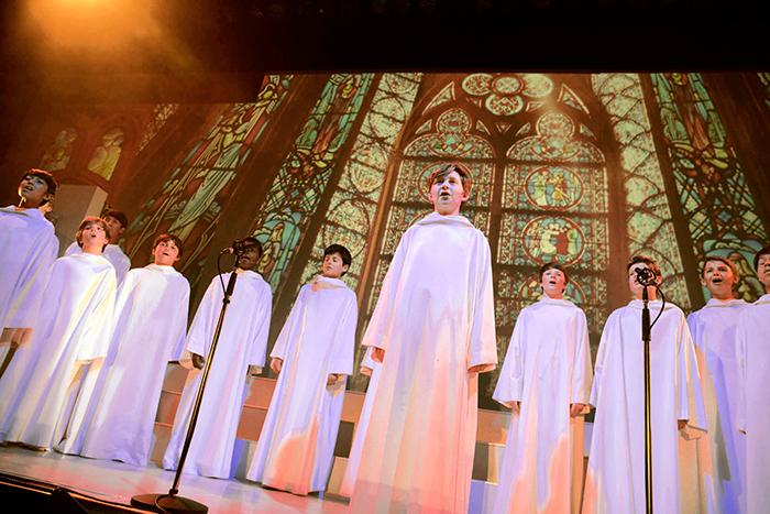 世界最高と称される英国少年合唱団・LIBERA