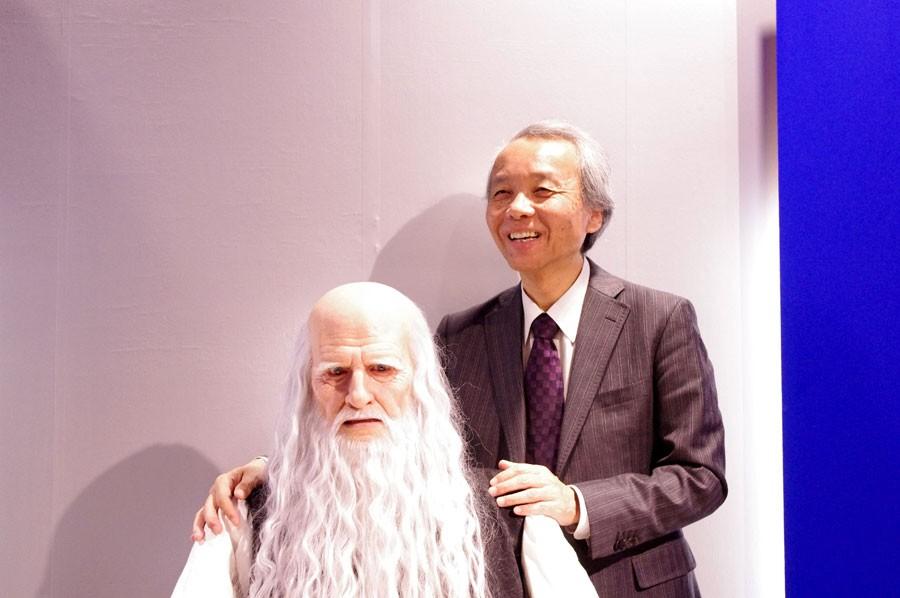 ダ・ヴィンチと浅田教授
