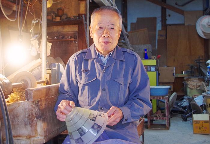 藤本さんは展示会期間中は毎日会場に訪れる予定
