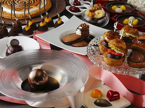 『CHOCOLAT Premium Desserts Buffet -ショコラプレミアムデザートビュッフェ- 』