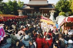 関西の初詣の名所を教えます!