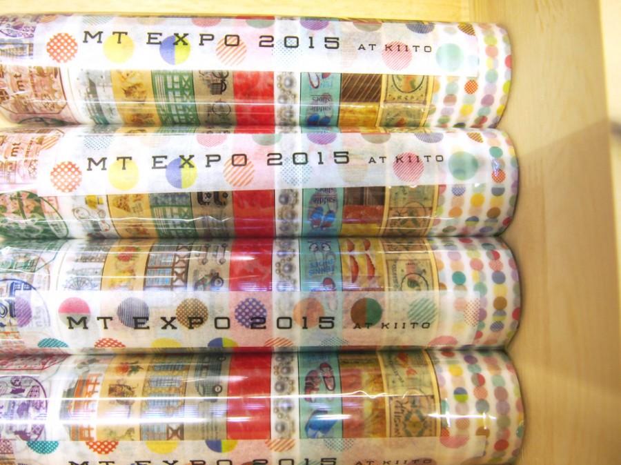 「mt expo 2015」限定テープコンプセット3,080円