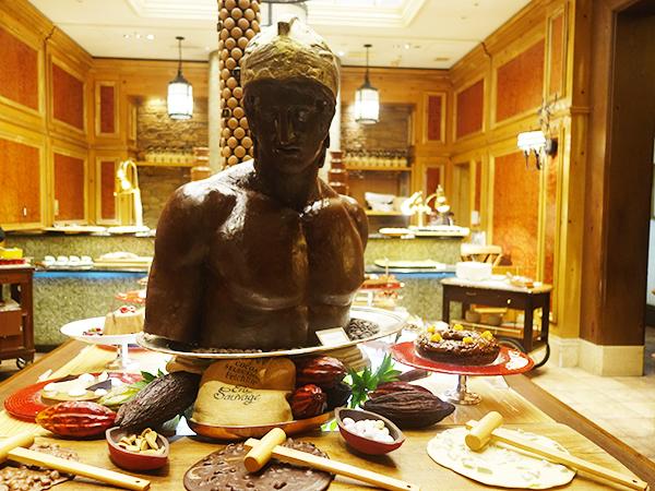 アフタヌーンブッフェ『ザ・チョコレート』