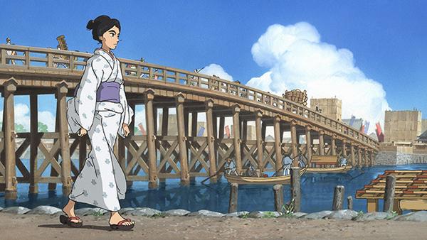 映画『百日紅〜Miss HOKUSAI〜』<br />© 2014-2015 杉浦日向子・MS.HS/「百日紅」製作委員会