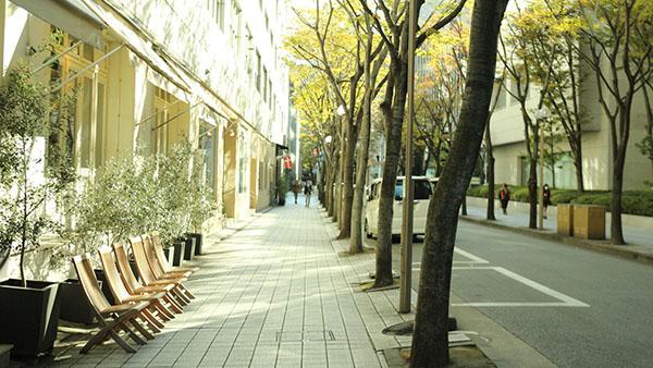 神戸の街中イメージ