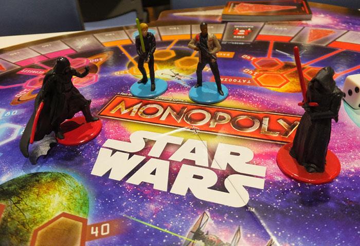 『スター・ウォーズ』版モノポリーの最新作