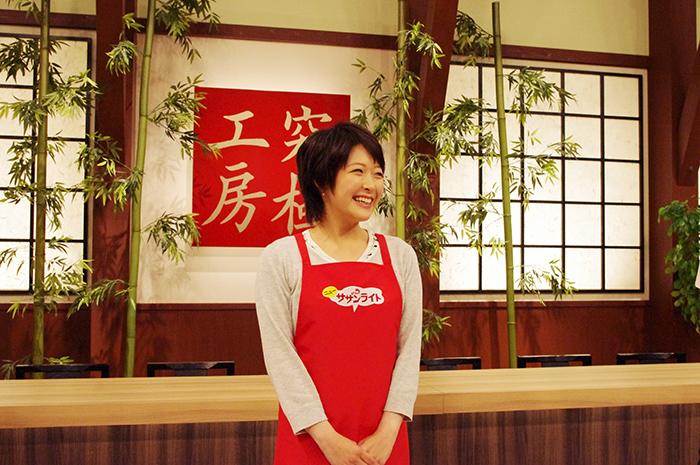 お披露目された読売テレビ・諸國沙代子アナ