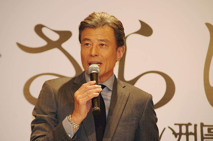 俳優・柴田恭兵を絶賛した舘ひろし