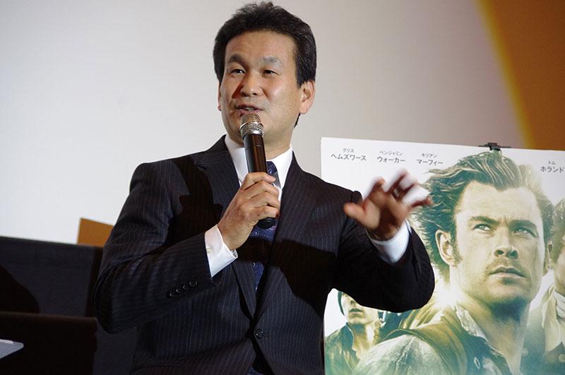 熱烈トークで自身の事故を語った辛坊治郎氏