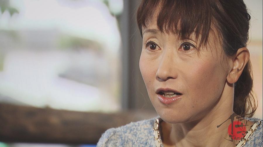 VTRで出演した松野明美さん