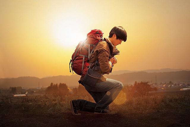 映画『悼む人』© 2015「悼む人」製作委員会/天童荒太