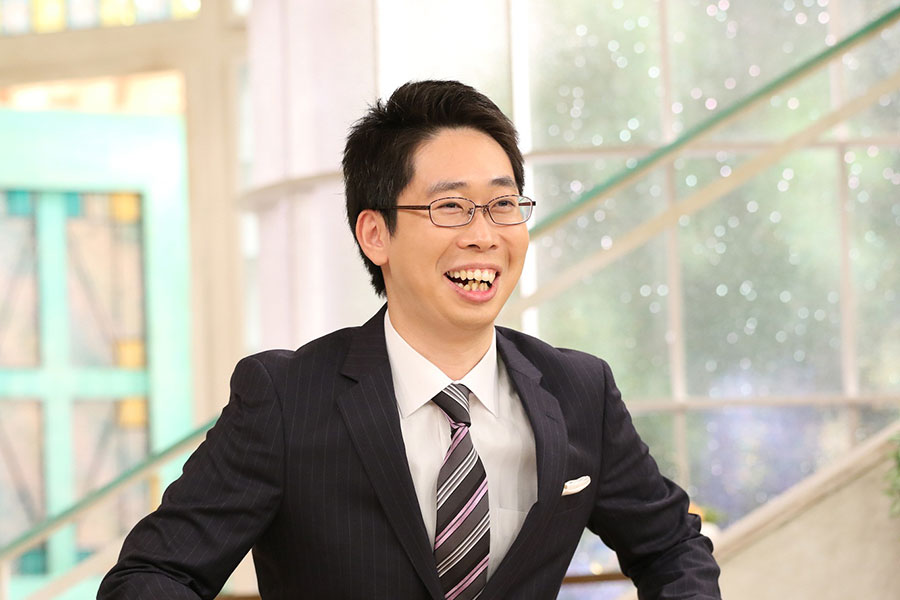 気象予報士の片平敦さん