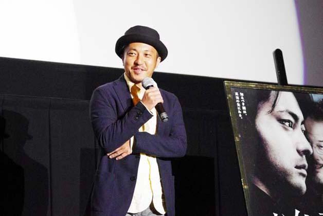 監督は「観た後、スッキリすることはない」とコメント(6日・大阪市内)