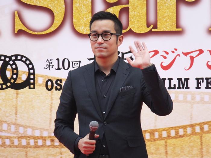 台湾の俳優チャン・シャオチュアン