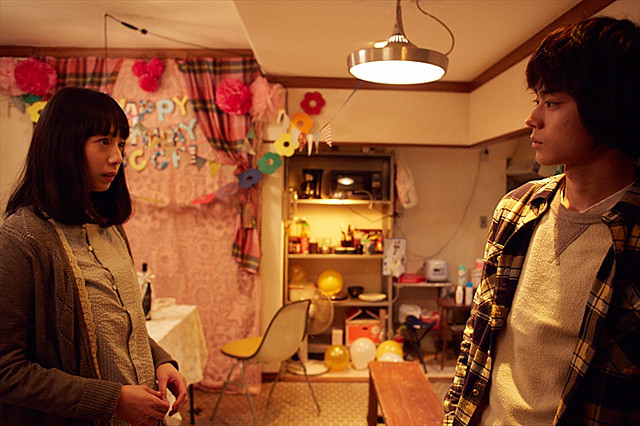 映画『ピンクとグレー』© 2016「ピンクとグレー」製作委員会