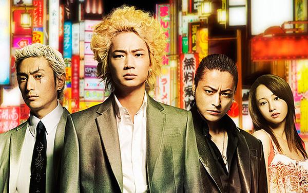 映画『新宿スワン』© 2015「新宿スワン」製作委員会