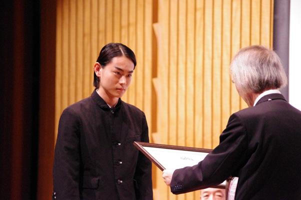 助演男優賞に選ばれた菅田将暉