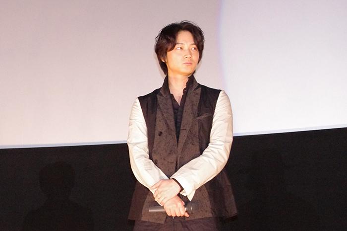 「日本で一番、関西が好き」と語った綾野剛