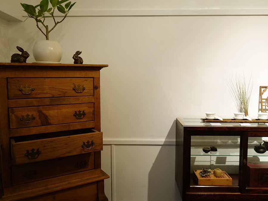 選び抜かれた季節の茶葉と茶器のみを販売