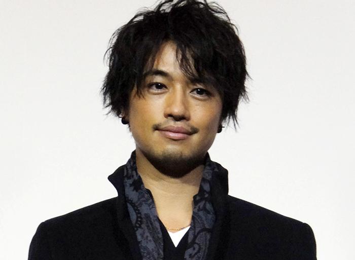 主人公・虎影を演じた斉藤工