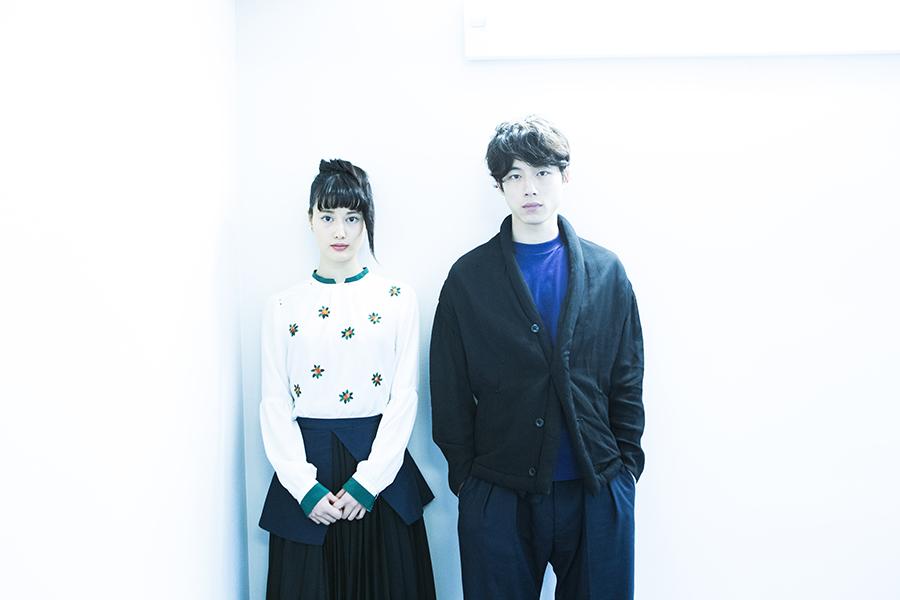 橋本愛と坂口健太郎