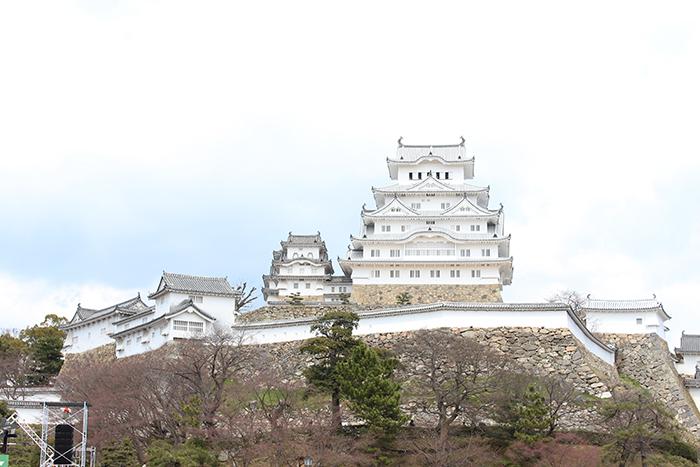 国宝・世界文化遺産「姫路城」