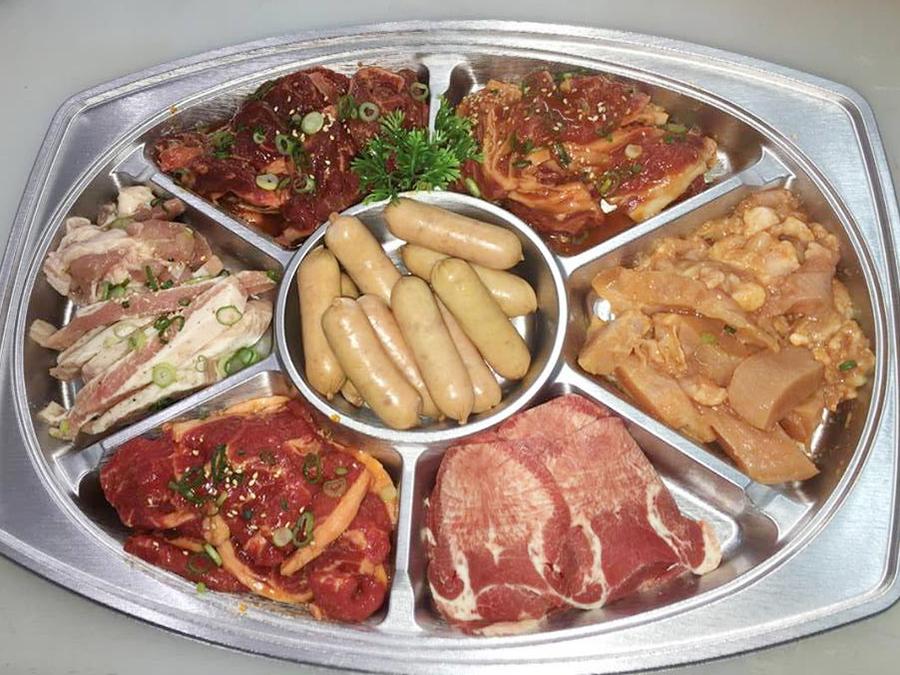 「肉の詰め合わせ2.9kg」イメージ
