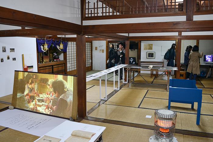『kiseki -キセキ-』の展示風景