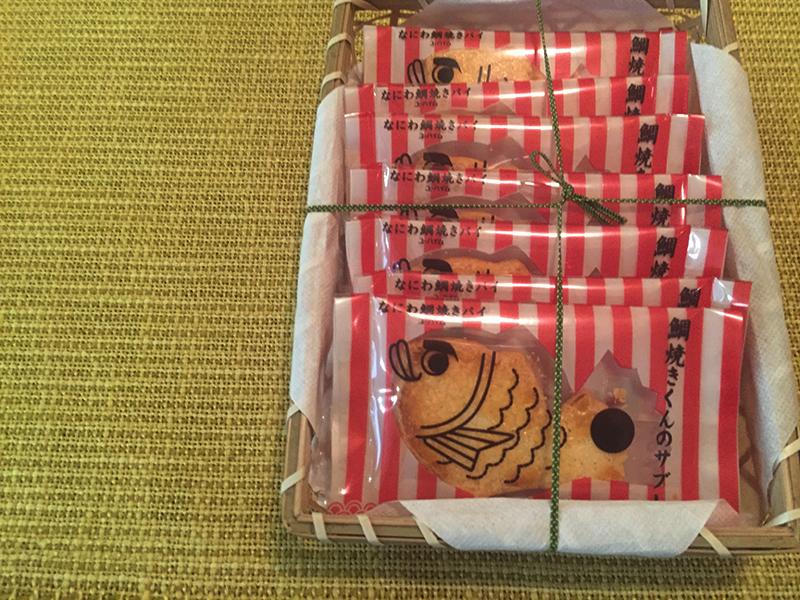 みたらし味のサブレ(10匹セット1,080円)