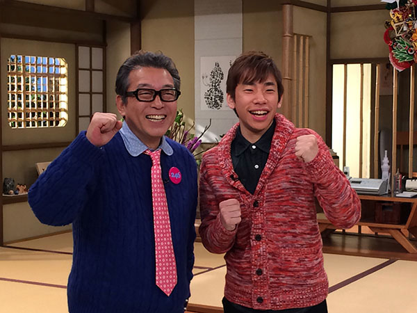 2月から水曜レギュラーパネラーにプロフィギュアスケーターの織田信成が登場