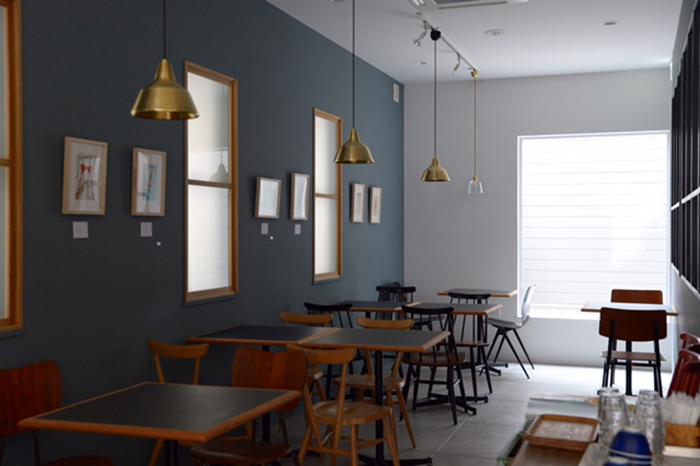 「庚申堂」のすぐ隣に移転した「ボリクコーヒー」
