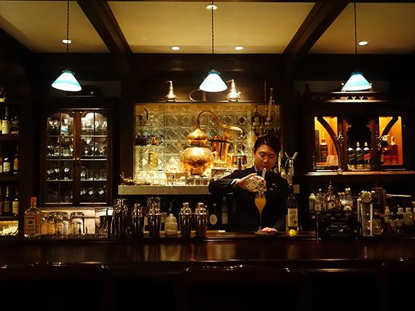 「ワールドクラス」日本大会で優勝した「Lamp Bar」の金子道人さん