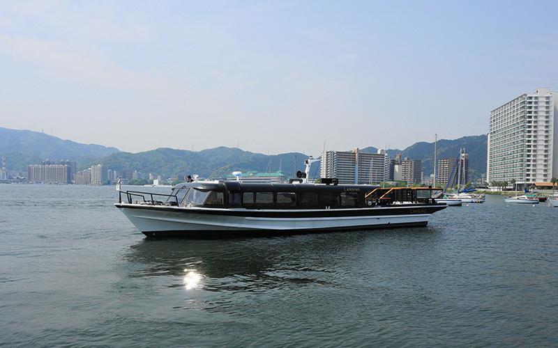琵琶湖汽船のキャラクターはでんこちゃん