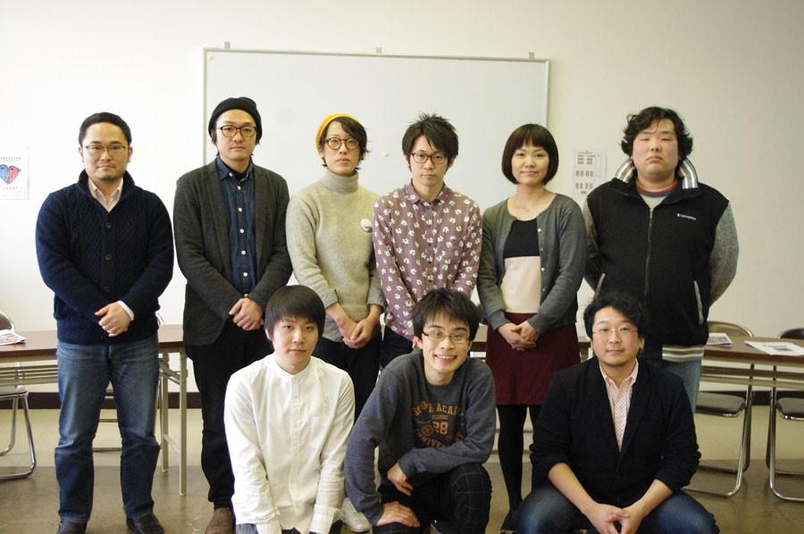 『アトリエ劇研 スプリングフェス』参加者