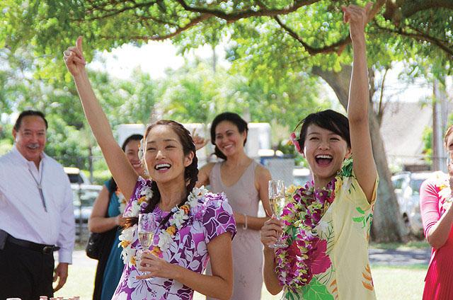 © 2014「わたしのハワイの歩きかた」製作委員会