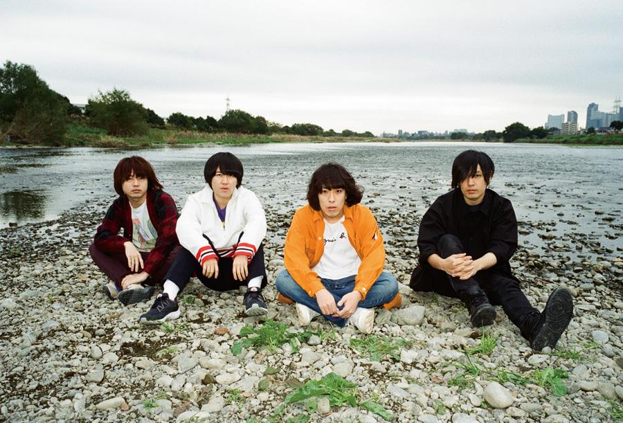 左から飯田祐馬、小泉貴裕、谷口鮪、古賀隼斗