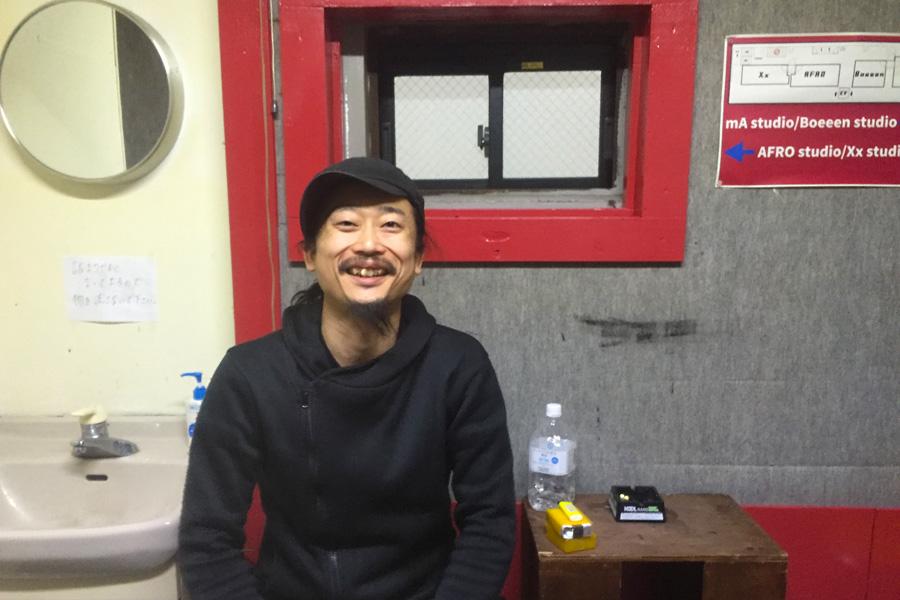 かさご氏(2002〜12年のロケッツ店長、現SOCORE FACTORY店長)