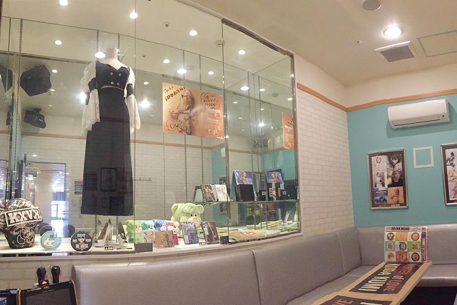 ジャンカラ京都駅前店のコラボルーム