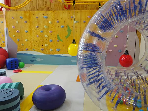 運動が苦手な子どもも楽しく遊べる