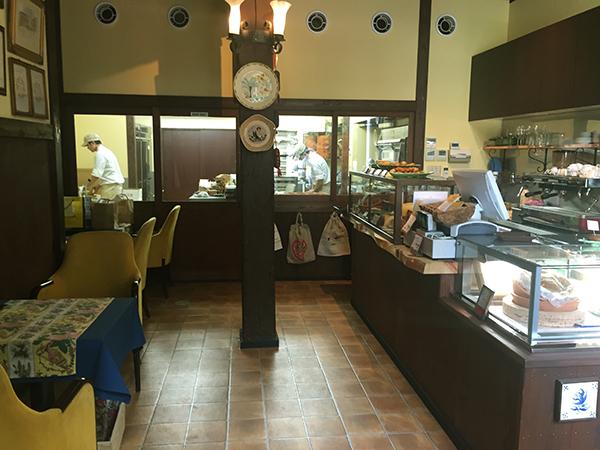 ポルトガル菓子店「カステラ・ド・パウロ」
