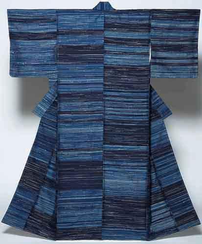 志村ふくみ《秋霞》1959年 京都国立近代美術館蔵
