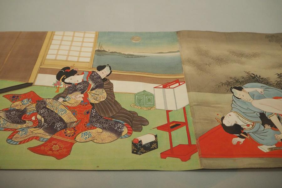 18禁「春画」展、京都で執念の開...