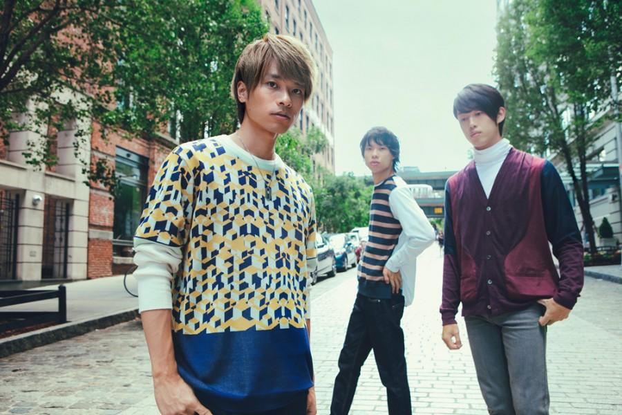 3ピースピアノロックバンド・WEAVER