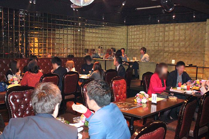 週1ペースのイベントとして「相席dining」を実施していく「M Dining」